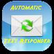 Auto Text Responder