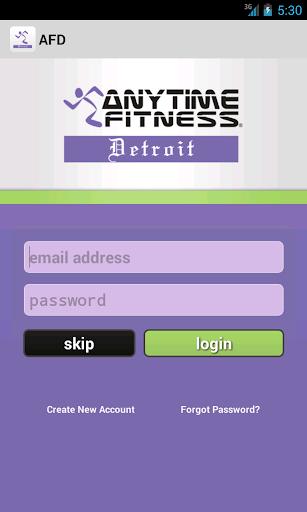 Anytime Fitness Detroit