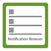 Notification Browser