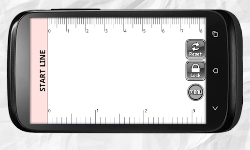 ON Measuring Tape- screenshot thumbnail