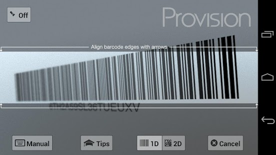 Provision - screenshot thumbnail