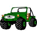 ColoringBook – Cars logo