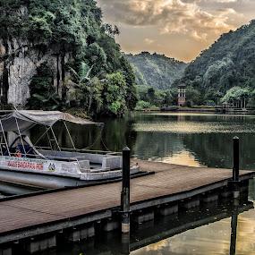 Gunung Lang, Ipoh, Perak by Tun Izmir - City,  Street & Park  City Parks ( park, gunung lang, malaysia, rekreasi, ipoh, perak )