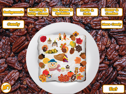 Thanksgiving-Cake-Maker 7