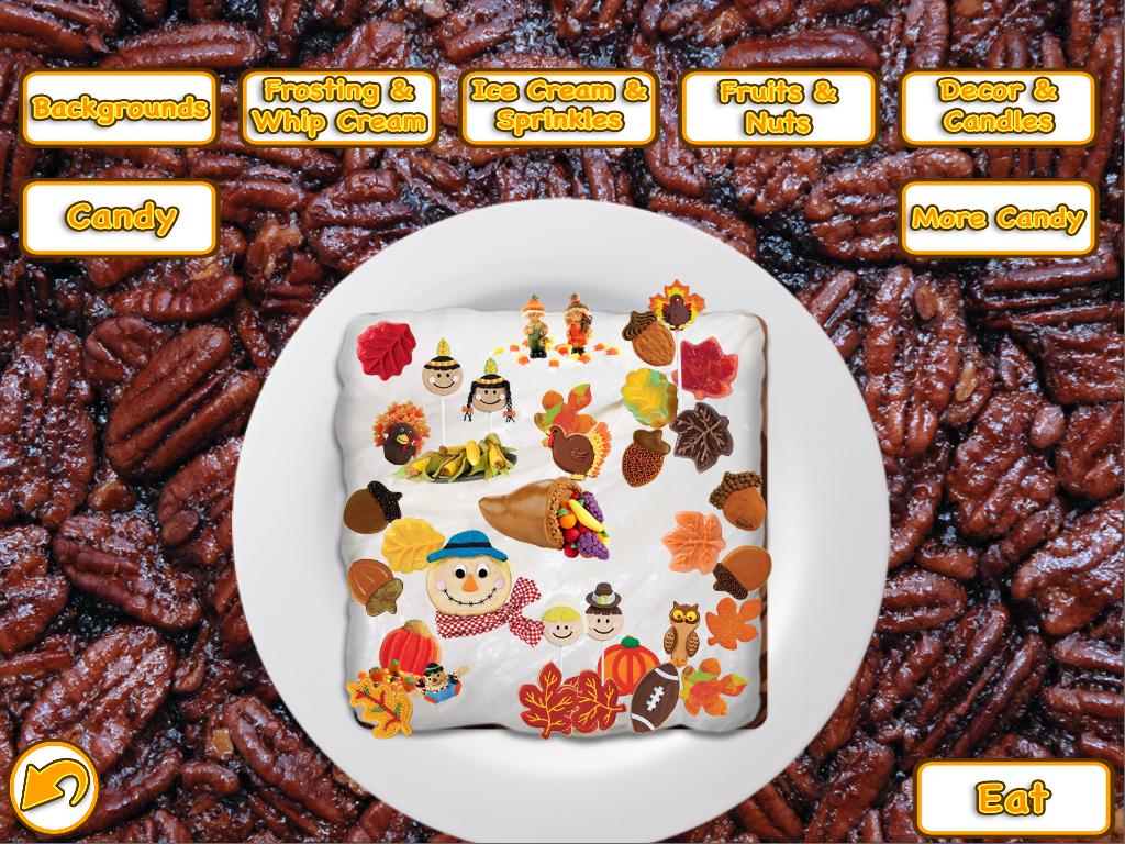 Thanksgiving-Cake-Maker 19