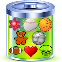 Mega Battery Widget No_Ads icon