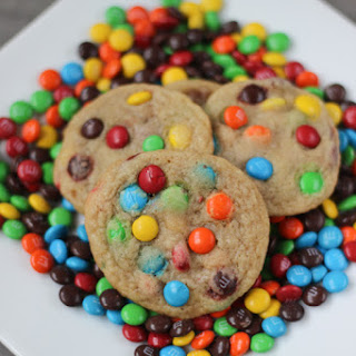 Mini M And M Cookies Recipes.