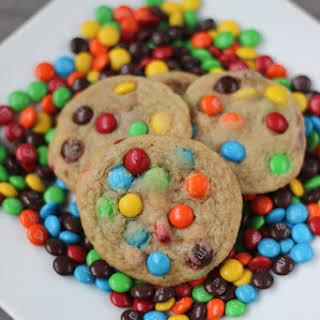 Mini M And M Cookies Recipes.