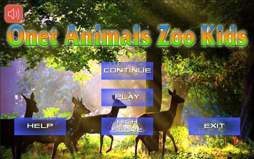 Onet Connect Animals Zoo Kids