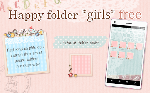 Happy folder *girls* free