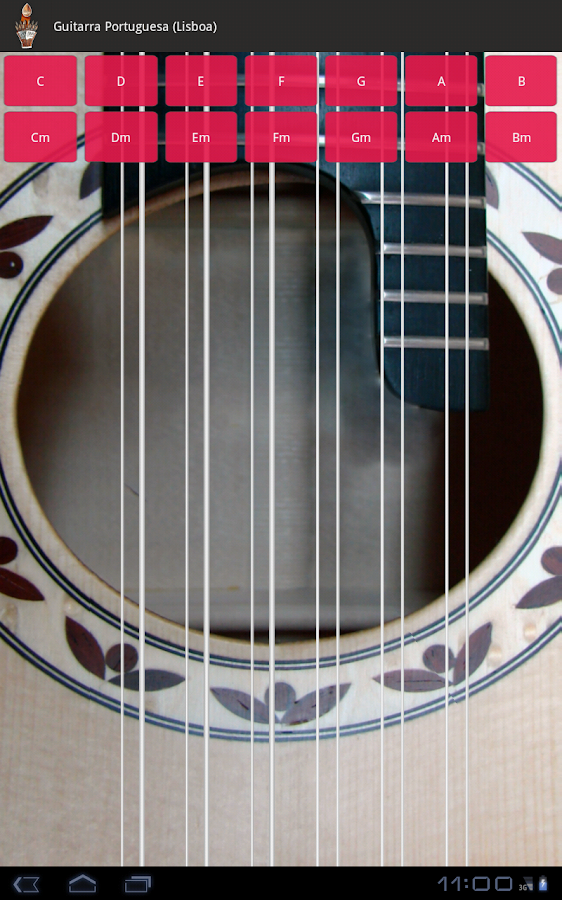 Portuguese Guitar - Coimbra - screenshot