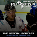 Manchester Phoenix Podcast App logo