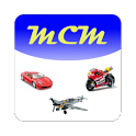 Model Collection Manager icon