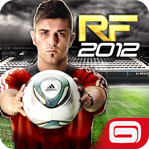 Real Football 2012 LOGO-APP點子