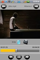 Screenshot of KPlayer