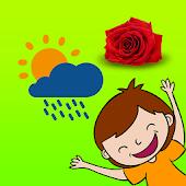 Flor y Estaciones Montessori