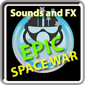 Epic Space War Sounds and FX