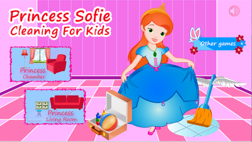 Princess Sofie Clean for Kids