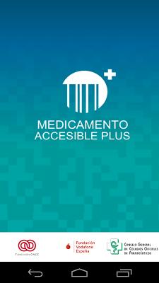 Medicamento Accesible Plus - screenshot
