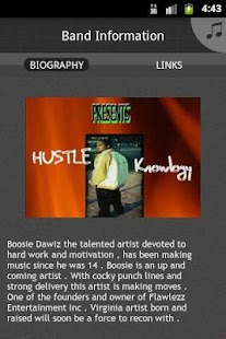 Boosie Da Wiz - screenshot thumbnail