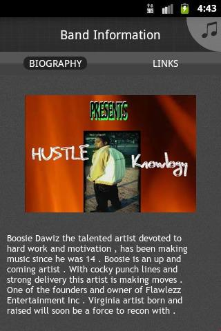 Boosie Da Wiz - screenshot