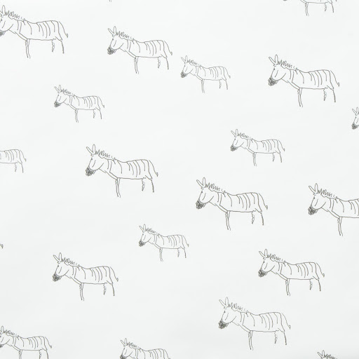 Zebras Shelf Liner