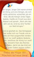 Screenshot of Dornröschen - FREE