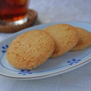 Miso Cookies.