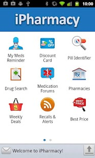iPharmacy Pill ID & Drug Info - screenshot thumbnail