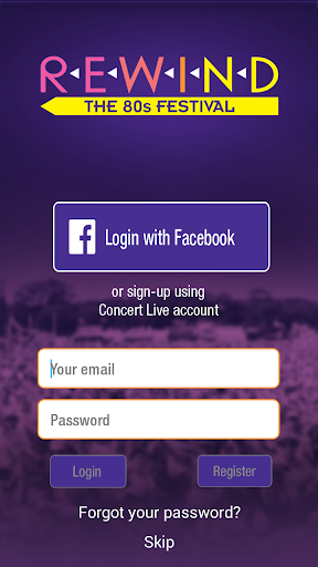 【免費音樂App】Rewind Festival-APP點子