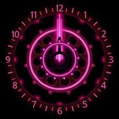 10 Pink Neon Clocks