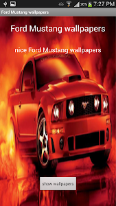 cool Ford car wallpapers screenshot 0