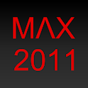 Adobe MAX Schedule 2011 logo
