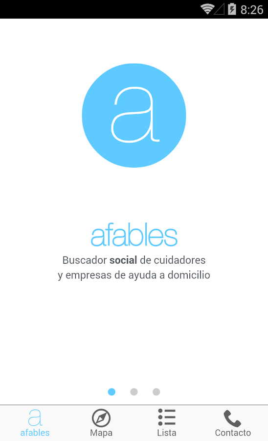 afables- screenshot
