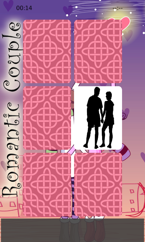 Romantic Couple - screenshot