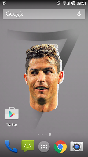Christiano Ronaldo L Wallpaper