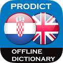 Croatian English dictionary icon