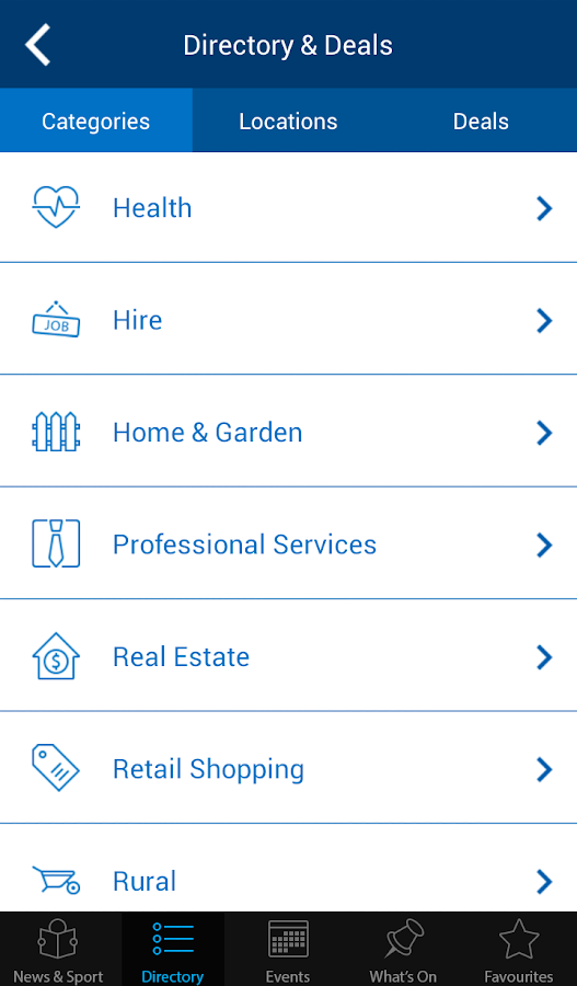 Lifestyle1 - Lifestyle 1 App- screenshot