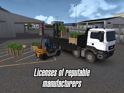 Construction Simulator 2014 v1.11 Mod APK+OBB 8