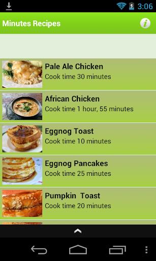 recipe app simple