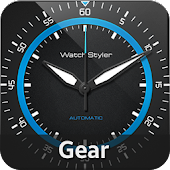 Watch Face Gear - Motor2