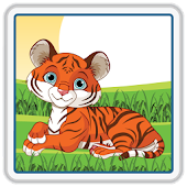 Kids Tiger & Animals Scratch