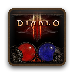 Diablo 3 Resources LOGO-APP點子