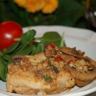 Monkfish Provincial Recipe