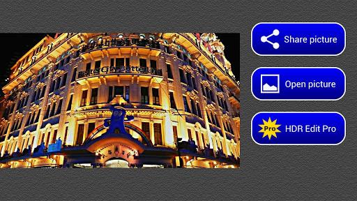 HDR Edit Free screenshot 5