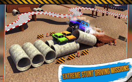 4x4 Monster Truck Stunts 3D 1.8 screenshot 641616