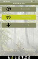 Screenshot of Clés de forêt