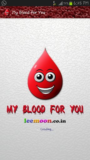 My Blood for You