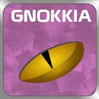 GO SMS Theme Marble Pink icon