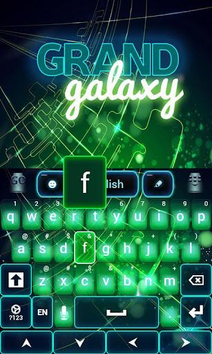 玩免費個人化APP|下載键盘银河大 app不用錢|硬是要APP
